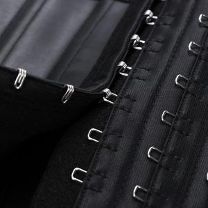 Image 5 - Lover Beauty 100% Latex Waist Trainer Vest 25 Steel Bones Corset Waist Cincher Body Shaper Shapewear Fajas 6XL