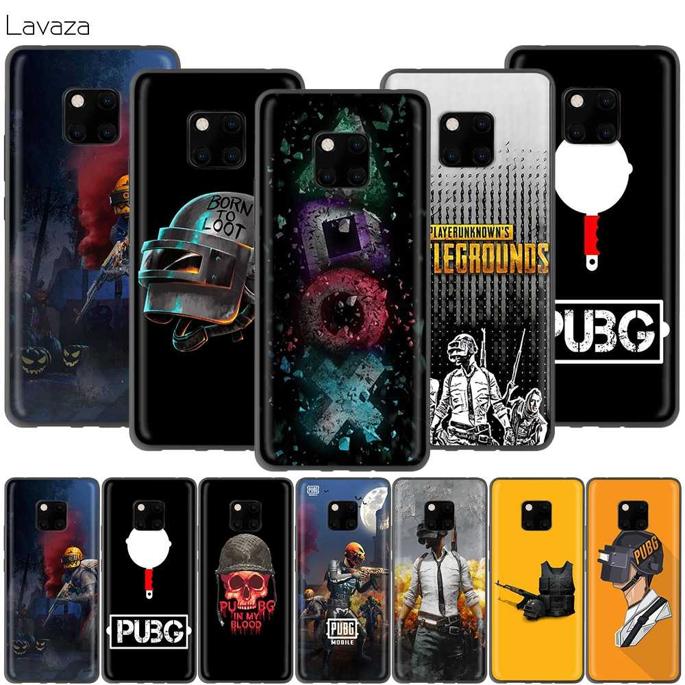 Lavaza Game PUBG Winner Case for Huawei Honor 10 9 8 8x 8c 7x 7c 7a Note Nova 3 3i Lite Y9 Y7 Y6
