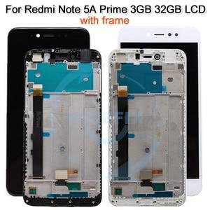 "Image 3 - 5.5 ""720x1080 IPS 디스플레이 XIAOMI Redmi 참고 5A LCD 터치 스크린 Xiaomi Redmi 참고 5A 프라임 LCD Y1 / Y1 라이트"