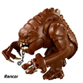 PG634 Building Blocks Avengers Star Wars Legacy Collection Jabba's Rancor Smaug Super Heroes Sets model Bricks Toys
