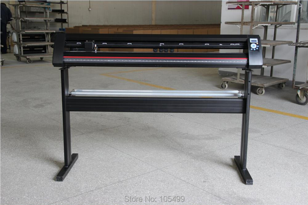 LIYU 630mm/1260mm Automatic Contour Cutting Plotter/Vinyl Cutter with GOOD QUALITY