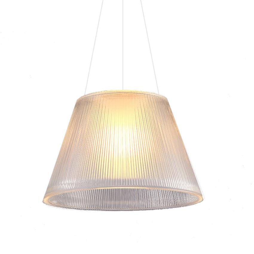 Modern Italian Romeo Glass Hang LampLustre Led Industriel Hanging Lights Lamparas Lustre Pendant Lights Decor Home Lighting