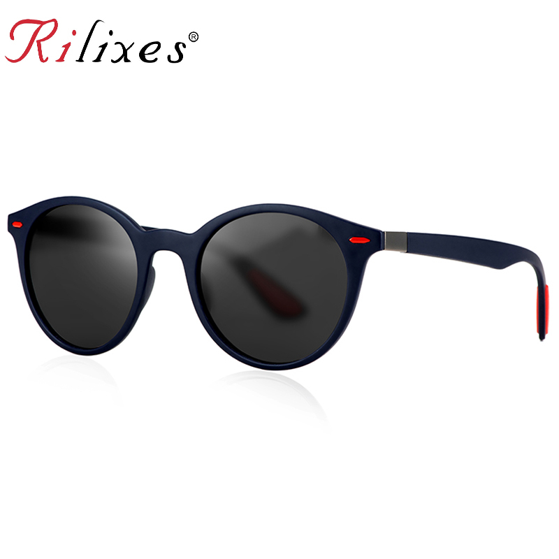 Women's Sunglasses Apparel Accessories Tireless Newest Design Men Women Classic Retro Rivet Polarized Sunglasses Women Men Tr90 Legs Lighter Design Oval Frame Uv400 Protection To Help Digest Greasy Food