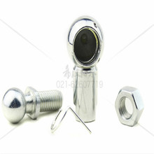 rod ends bearings universal joint CS16-1 ball M12 Clockwise teeth joints M12*1.75 free shipping