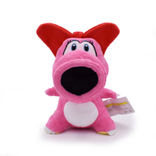 Super Mario Bros Brothers Birdo Plush Toy Dolls Soft Stuffed Animals 23CM Children Gift  FREE SHIPPING