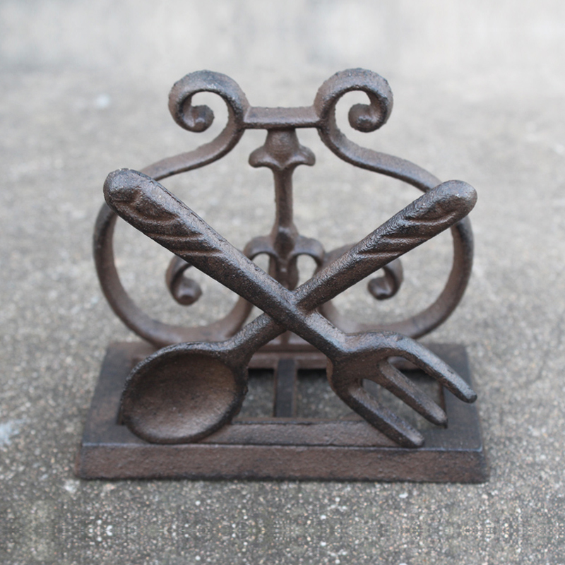 Antique Titulaire de la Carte D'affaires En Fonte De Luxe Accessoire De Bureau carte de visite d'entreprise Stand Cas cadeau de noël