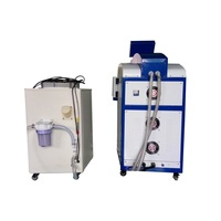 stainless steel metal Jewelry gold and silver jewelry Laser spot welder Handheld Dental glasses frame metal welding machine