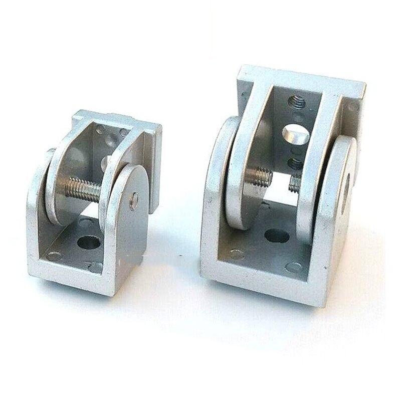 4040 Zinc Alloy Hinge Industrial Aluminum Adjustment Angle