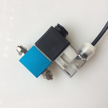 Control Valve CO2 Aquarium Fish Tank Electric Magnetic Valve  CO2 Magnetic Solenoid Valve Regulator цена