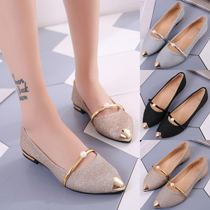 Shoes women spring 2018 new pe
