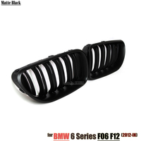 F06 F12 F13 Front Grill for BMW 6 Series Gran Coupe cabrio 640i 650i 640d 2012 +