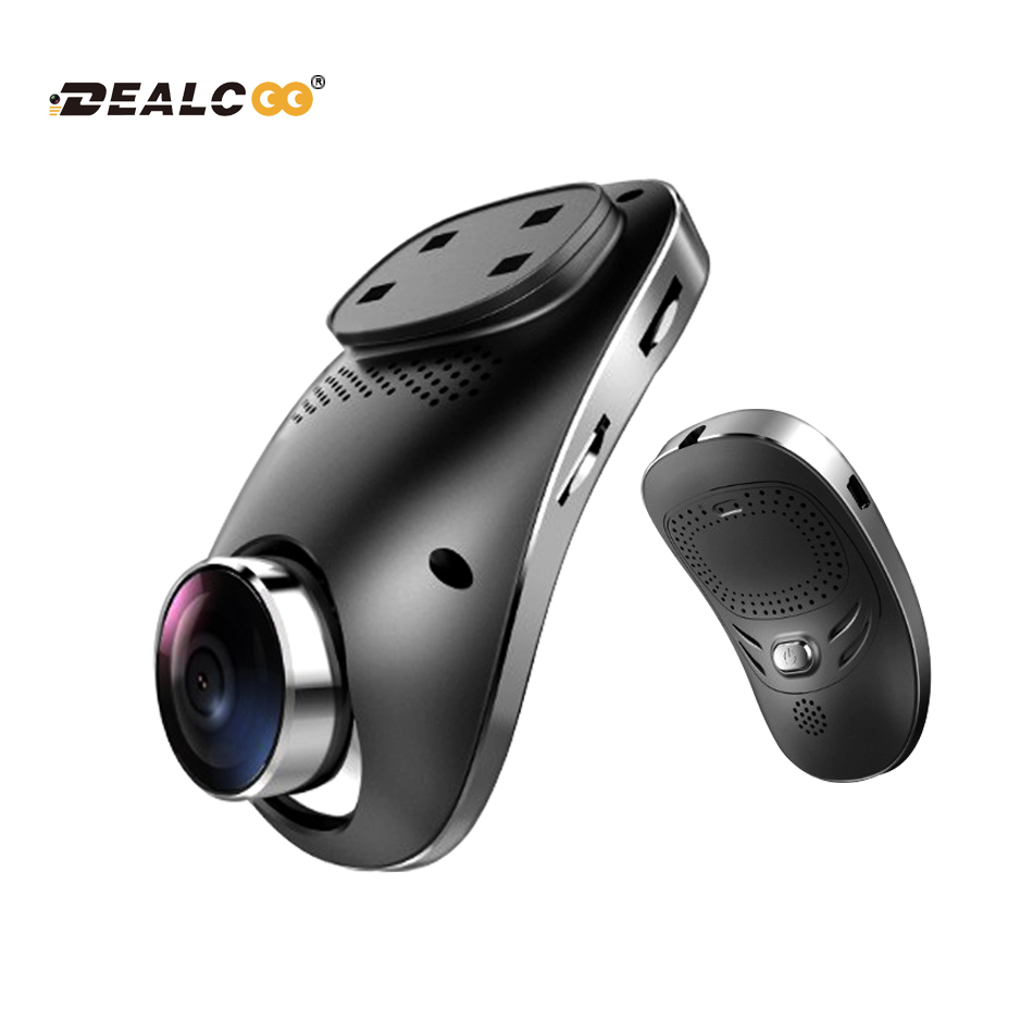 Dealcoo 3G Car DVR Dash Cam Camera Android GPS Navigation Remote Monitor Dual Lens Night Vision 1080P Registrar WIFI dvrs