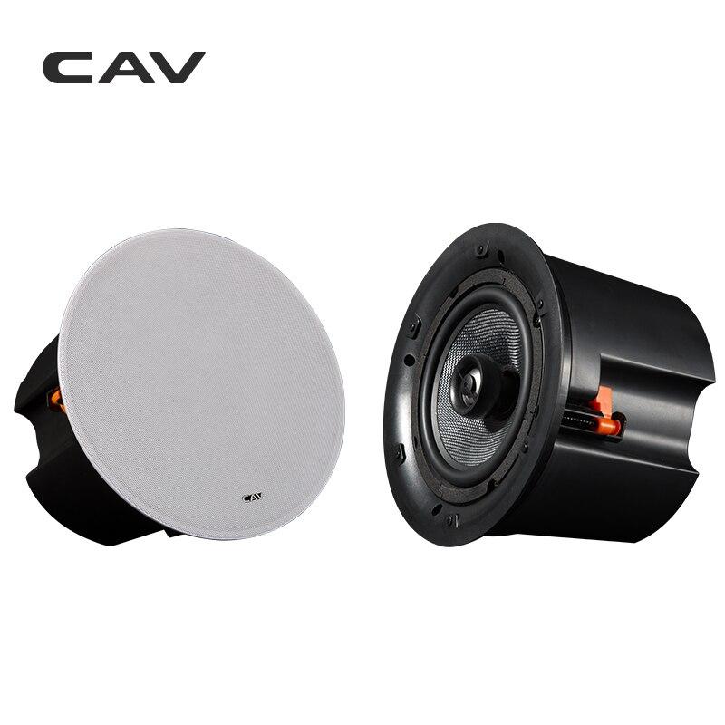CAV HT-70 Deckeneinbaulautsprecher Music Center Hintergrundmusik - Tragbares Audio und Video