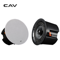 CAV HT 70 In Ceiling Speaker Music Center Background Music System Home Theater Surround Sound Full