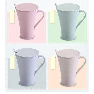 Bamboo Flavor Coffee cup 350ml