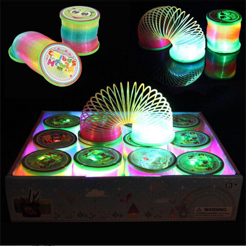 Free Shipping 1PCS Magic Star Projection Circle Light Up Toys Children Kids Favor Gifts