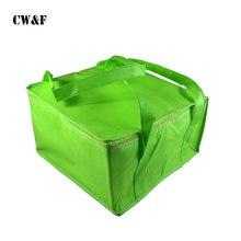 21L торт сумка-холодильник 8 дюймов 10 дюймов 12-дюймовый 14-дюймовый