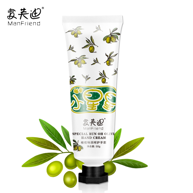 75581b67e49 Olive Whitening Hand Cream Moisturizing Exfoliating Hydrating Anti-Chapping  Anti-Aging Beauty Hands Skin