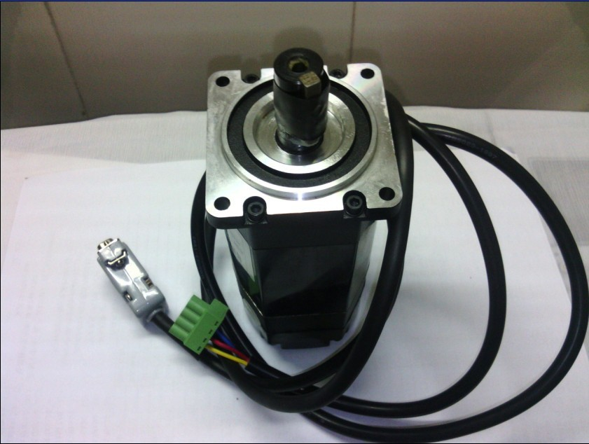 Leasshine Black ACM602V36 2500 servo motors can work 36 60 VDC 8.4A to 25A Brushless Servo Motor 200W encoder is 2500 fit ACS806