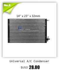 Универсальный кондиционер 12 Вольт 24 вольт AC испаритель сборка блок для классических мышц винтажный автомобиль грузовик тягач фургон пикап