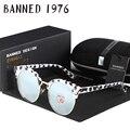 Madre de la perla gafas para mujeres HD polarizado gafas de Sol de moda marca feminin diamante Gafas de sol de la vendimia con la caja de regalo