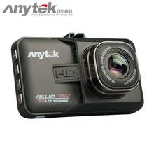 Anytek a98 nuevo coche dvr novatek cámara del coche auto 1080 p dash cam dvr video recorder registrador registrator avtoregistrator
