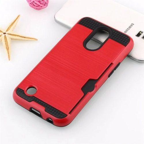 Red Phone case lg k20 5c64f482937dd