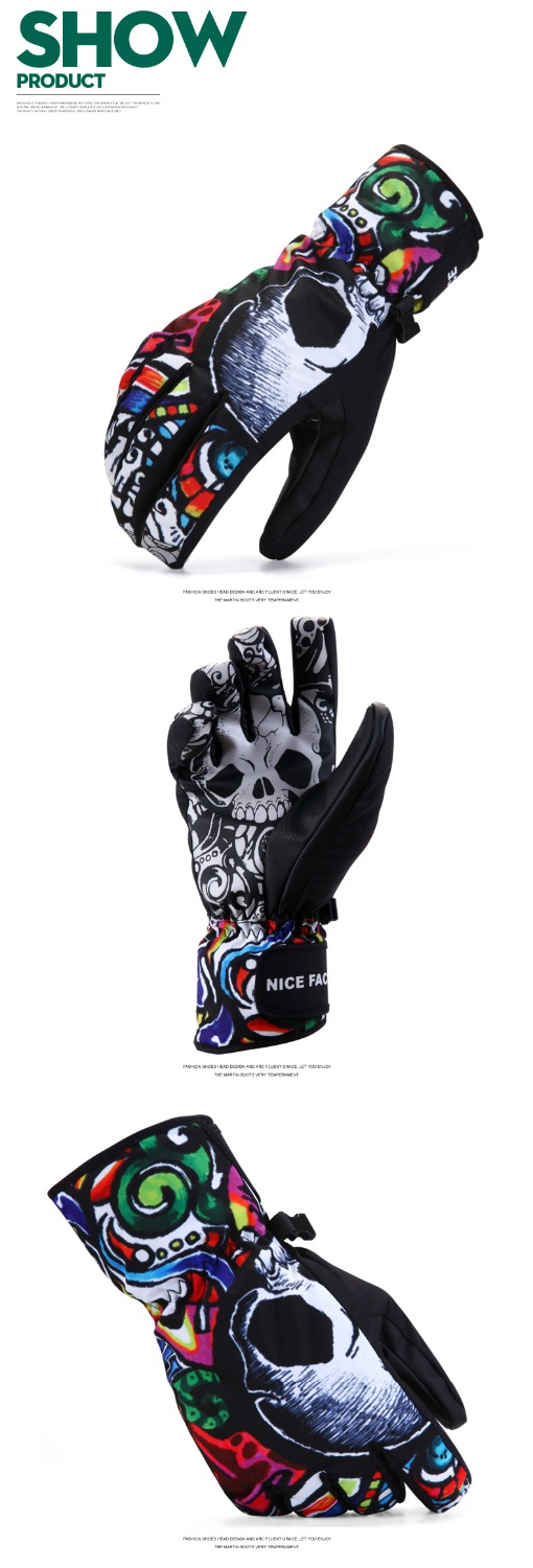 High Quality gloves snowboard