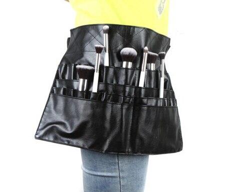 Artist Makeup Brush Belt Strap Apron Holder Cosmetic Tools Bag Case 24  Pockets 5cde1d62dca9f