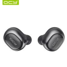 QCY Q29 Английский бизнес Bluetooth наушники беспроводные 3D стерео наушники и заряд автоматически банка силы с MIC поддержки музыки и призывает к IOS Iphone 5 6 7 Ipad Ipod яблоко смотреть Android Xiaomi Samsung LG