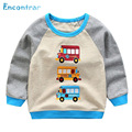 Encontrar Cars Printed Spring Sweatshirt for Children O-Neck Full Hoodies T-Shirt for Boys Kids Autumn Clothing 24M-10T,DC035