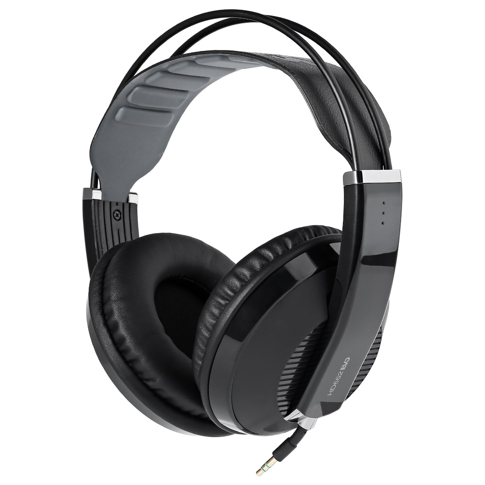 Superlux HD662 EVO Closed-back Monitoring Headphone Dynamic Wireless Headset Self-adjusting Headband Noise Cancelling superlux hd 562 omnibearing headphones noise canceling monitoring rotatable