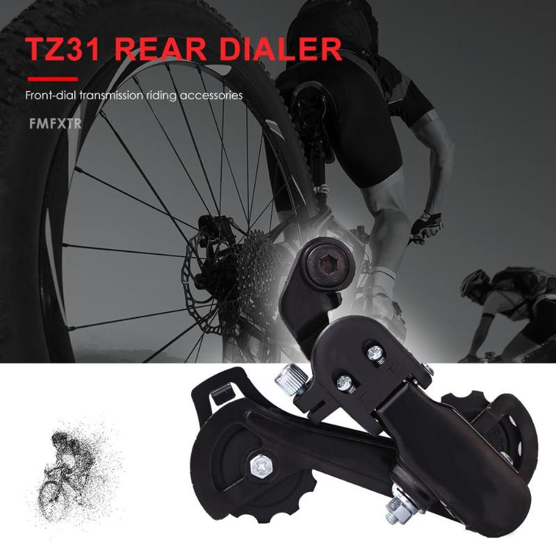 TZ31 Mountain Bike Rear Wheel Derailleur Gear for 7//21 speed