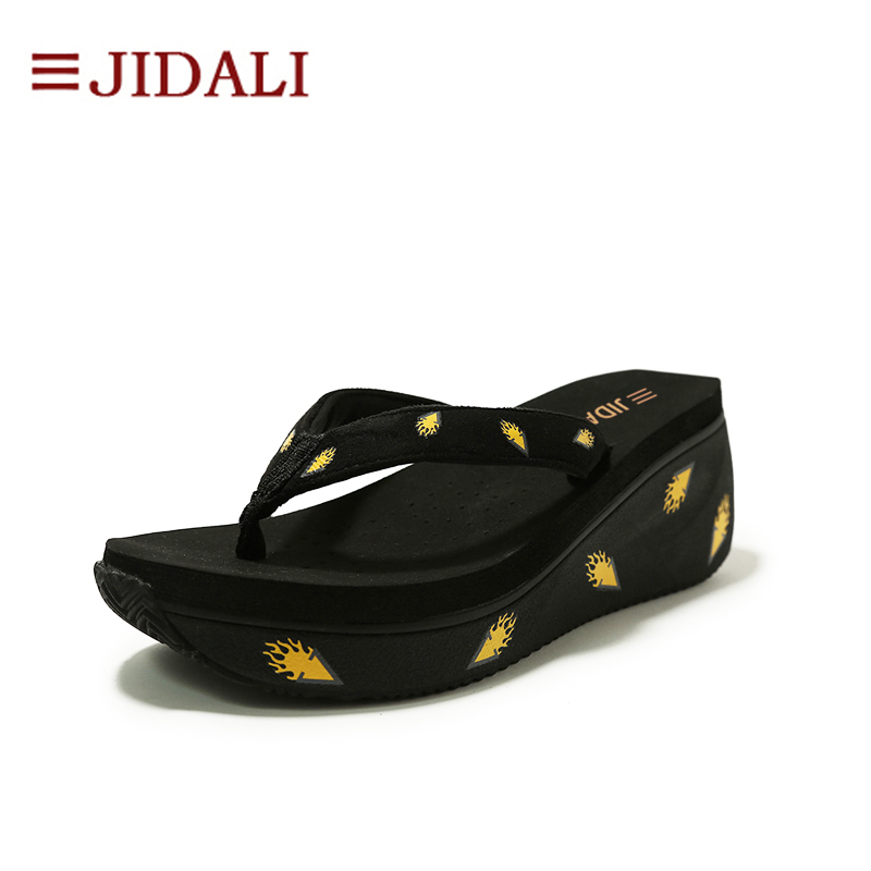 Moda Zapatos Mujer Cm Flop Plataforma Alto Verano 7 Flip De Jidali pVMqSUz