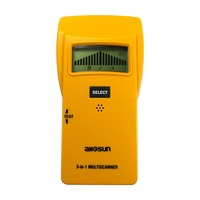 All Sun TS79 Stud Metal AC Detector 3 In 1 Multiscanner Detector Home Tester Voltage Metal
