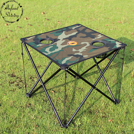 Outdoor Furniture Portable Folding Tables And Chairs Five Piece Camouflage Picnic  Table Chair Fishing Bag In Outdoor Tables From Furniture On Aliexpress.com  ...