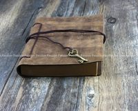 NEW Diaries Journals notebook genuine leather vintage D20141106