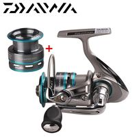DAIWA PROCASTER 2000A 2500A 3000A 3500A 4000A Spinning Fishing Reels 7BB Saltwater Bass Carp Feeder Spare Spool Moulinet Peche