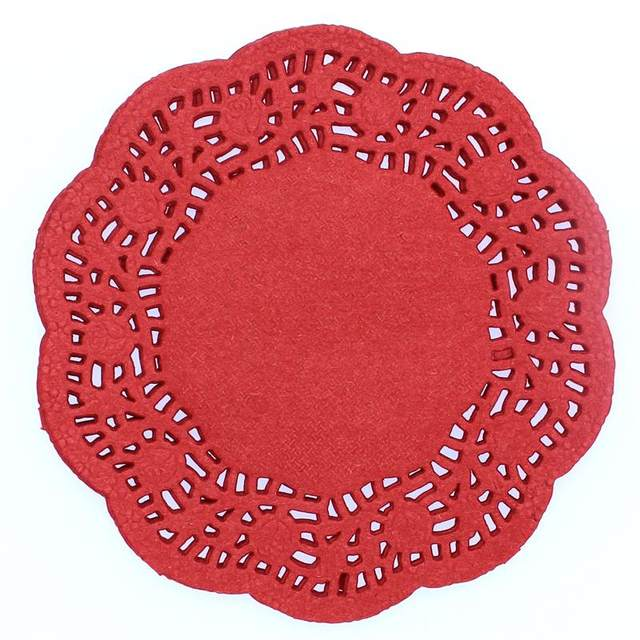Online Shop Kscraft 45mixed Colors Lace Paper Doiliesplacemats
