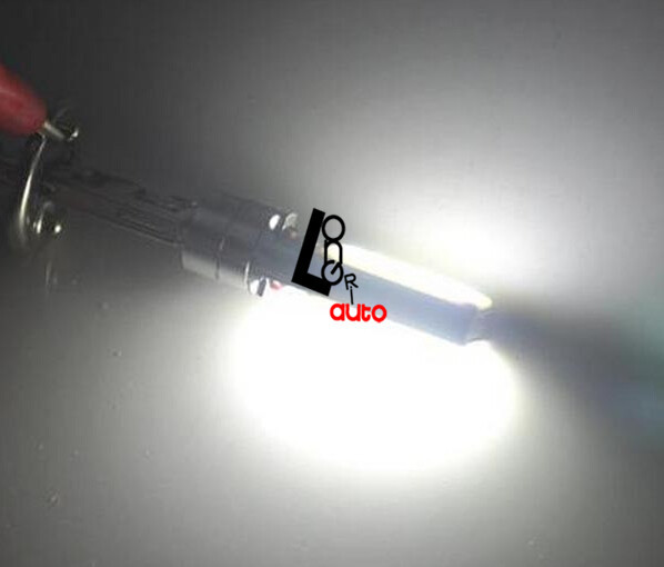2 pcs high power LED H3 COB LED 20W 10W LED White light bulb Fog Running Light Bulb Headlight DRL Super Light Freeshipping 10pcs h3 led bulb 24w super bright white high power led headlight auto led h1 h3 car light fog signal driving drl lamp