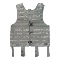 High Quality Official US Military MOLLE Vest Army ACU Fighting Tactical Assault Vest Load Carrier