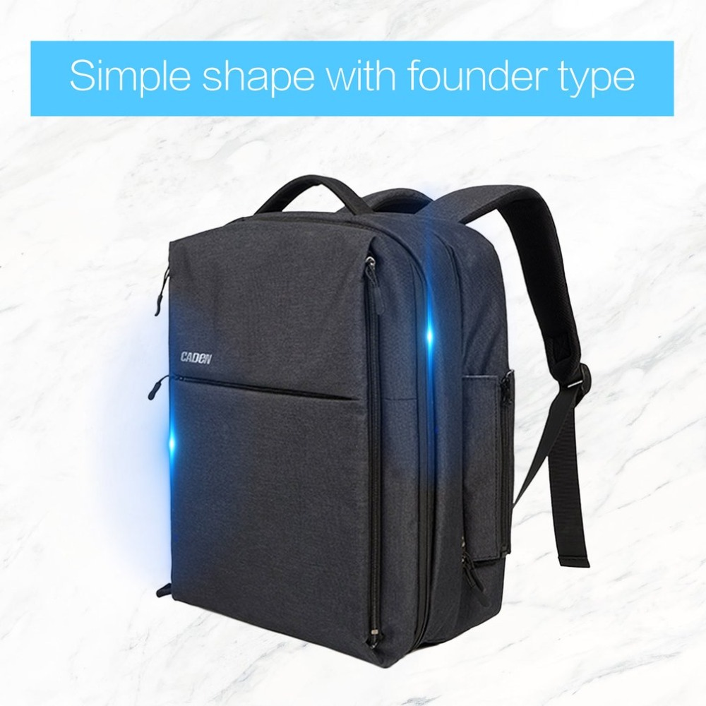 W8 Multifunctional Carrying Shoulder Bag Backpack Travel Business Case Waterproof Nylon for Xiaomi RC Drone RC Drone kapous bleaching powder пудра осветляющая ментол 500 гр