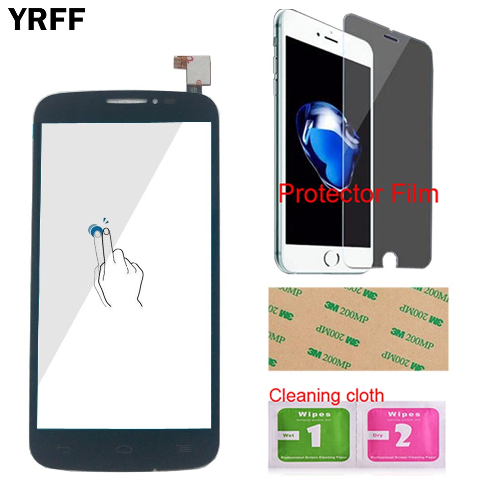 Image 5 - Touch Screen Panel For Alcatel One Touch Pop C7 7041 OT 7041D 7041X OT7040D 7040E 7041D Touch Screen Digitizer Protector Film-in Mobile Phone Touch Panel from Cellphones & Telecommunications