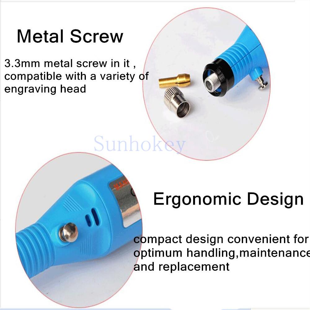Sunhokey 3D Printer Mini Engraving Pen