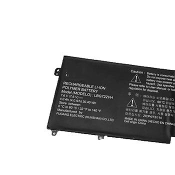 7.6V 30.40WH 4000MAH LBG722VH ORIGINAL Laptop Battery For LG 13Z940 14Z950 EAC62198201 13ZD940 14ZD960-GX5GK EAC621982
