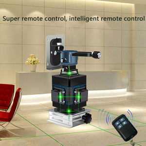 Image 4 - Niveau Laser 16 lignes ligne verte 3D auto nivelant 360 niveau Laser Super puissant Horizontal et Vertical niveau laser faisceau vert