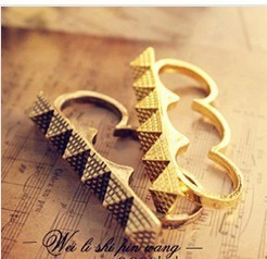 Free Shipping fashion accessories personalized finger ring*A50