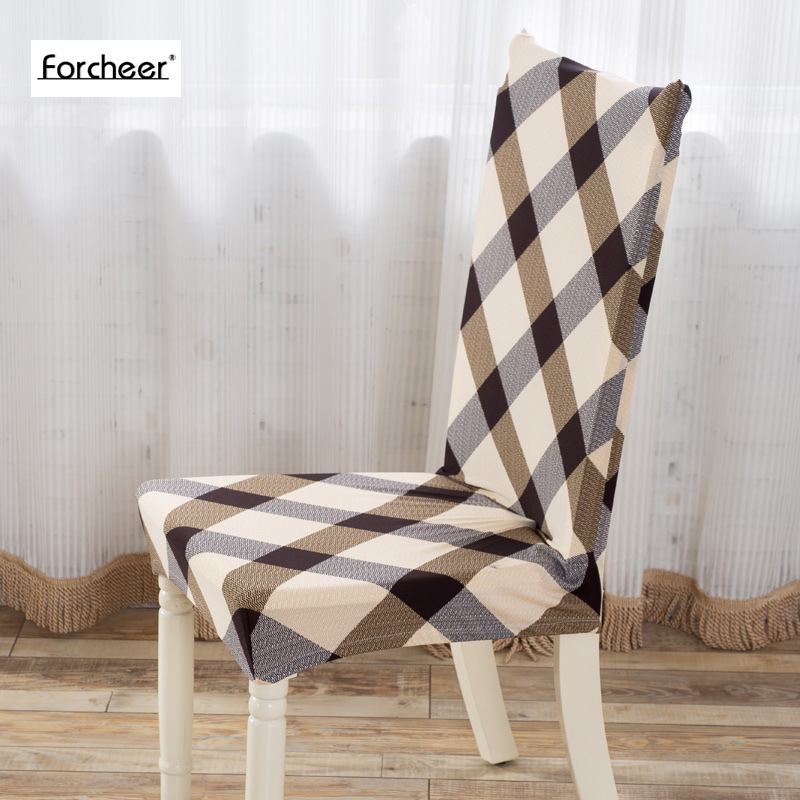 Chair Cover Floral Print Simple Life Chair Cover Home