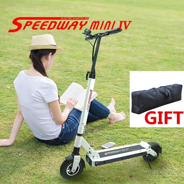 все цены на Speedway MINI IV 4 Two Wheels 8 inch Folding Electric Scooters Skateboard 48V 15.6AH 500W motor 45km/h Range 60km