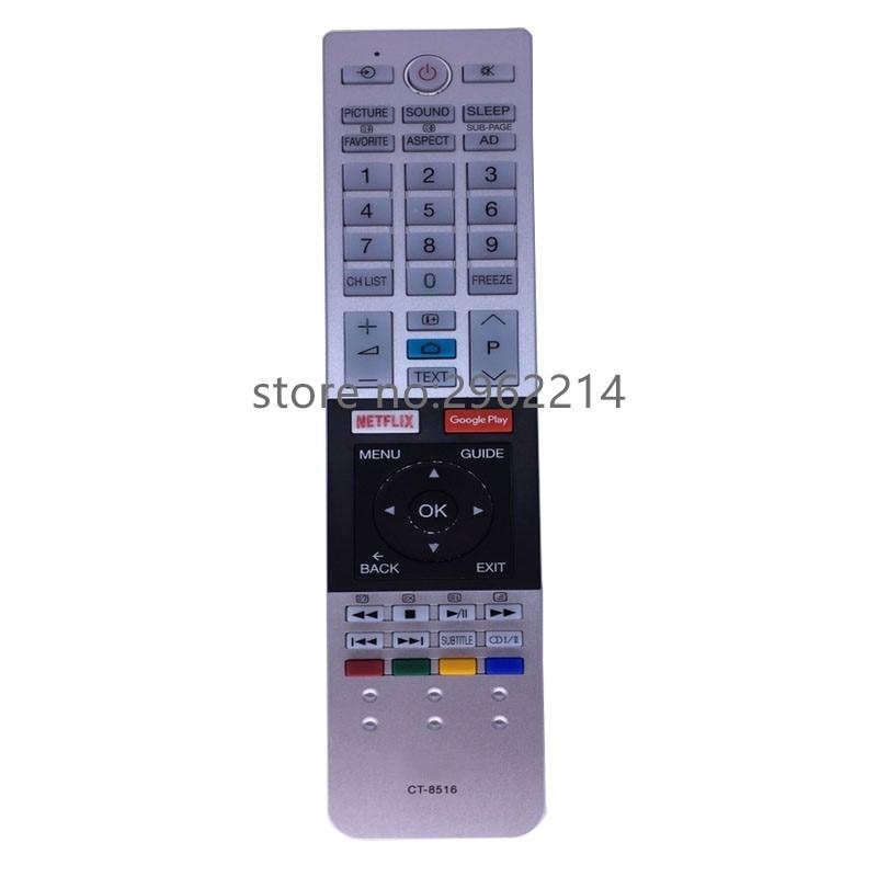 New Original Remote control CT-8516 suitable for toshiba TV 3D SmartTV 49U7750VE 55u7750 65u7750vn 75u7750 49u7750 43u7750ve